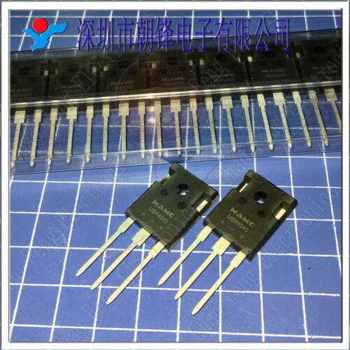 1 x MBR4045 4045 TO247 40A SCHOTTKY BARRIER RECTIFIER