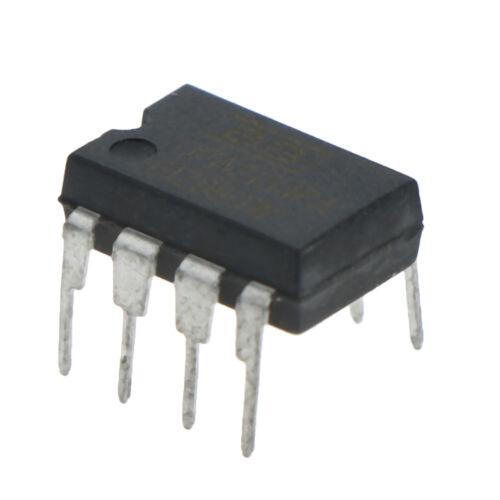 5Pcs OP AMP IC BB//TI DIP-8 OPA2134PA OPA2134 100/% genuine and high quality MF