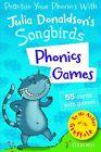 Songbirds: Phonics Flashcards von Julia Donaldson und Clare Kirtley (Set mit diversen Artikeln)