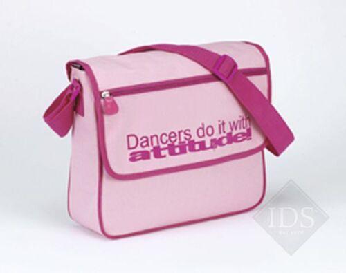 IN STOCK Pink Dancers Attitude Despatch Ballet Bag Dance Holdall
