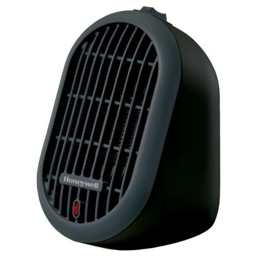 Honeywell HeatBud Ceramic Heater Black  NEW
