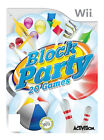 Block Party: 20 Games (Nintendo Wii, 2008) - US Version