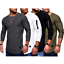 New-Men-039-s-Slim-Fit-Hoodie-Long-Sleeve-Muscle-Tee-T-shirt-Casual-Tops-Blouse thumbnail 5