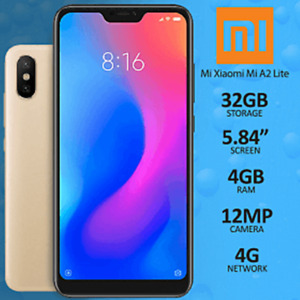 Xiaomi MI A2 Lite 4GB+32GB Global Version Octa core Teléfono 4G LTE Smartphone