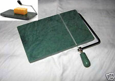 Käsebrett  Marmor grün  Käse-Schneidebrett