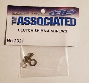 TEAM ASSOCIATED NTC3 CLUTCH SHIM AND SCREW KIT Model # 2321