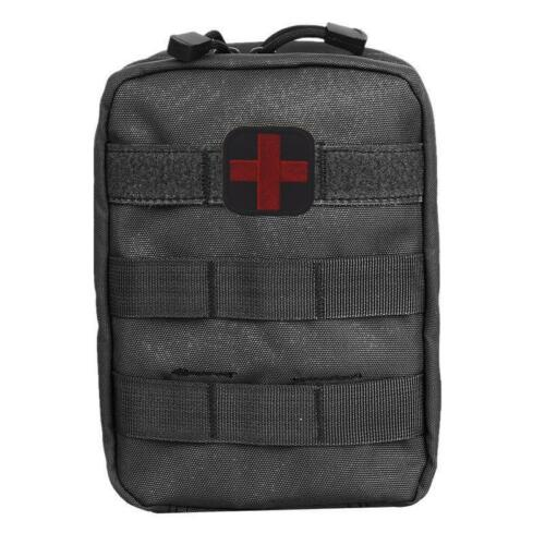 Pouch First Aid Tactical Molle Utility Medical Zipper Waist Pack Tool Belt Pouch