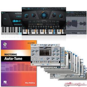 antares auto tune vocal studio pro w avox 4 plugin bundle download