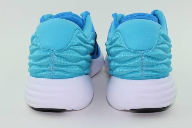 NIKE LUNARSTELOS Damenschuhe SIZE 6.5 COMFORTABLE NEW GAMMA Blau RUNNING COMFORTABLE 6.5 7c6949