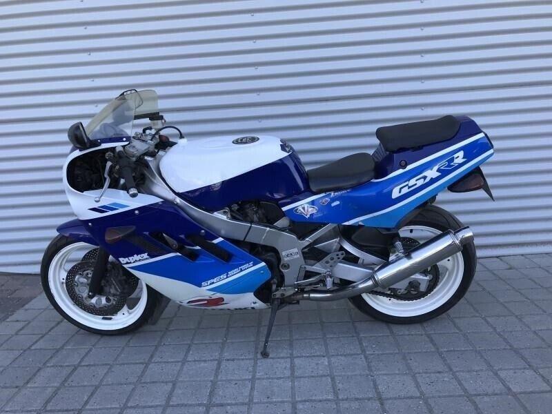 Suzuki, GSXR 400, ccm 398