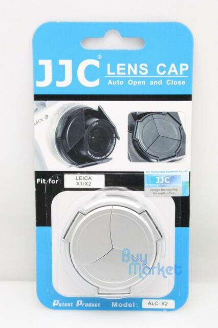 JJC ALC-X2(S) auto open close lens cap compatible for Leica X1,X2 cameras _AU