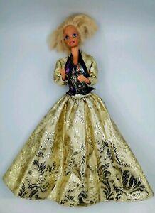 Barbie-Bionda-Mattel-1966-Malaysia-Barbie-Originale-Vintage-Collezione-Bambola