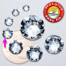 100 Swarovski® Kristalle 2078 Hotfix, Crystal SS20 (Strass-Steine zum Aufbügeln)