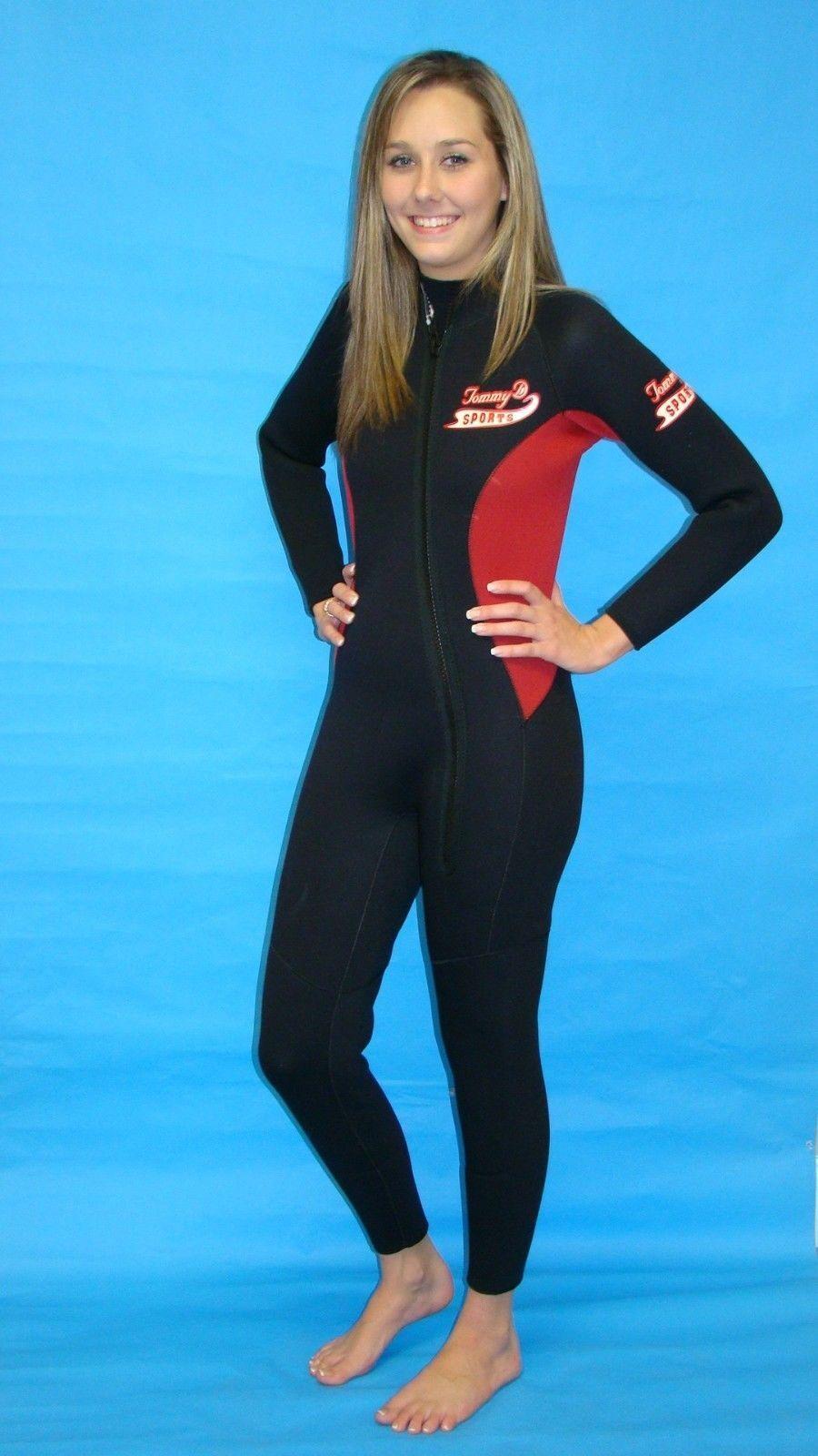 LADIES  SIZE 2XL WET SUIT  SCUBA GEAR  SURF  5MM HH05  classic fashion