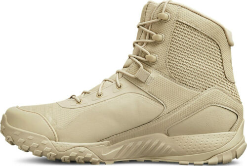 Mens Under Armour Valsetz RTS 1.5 7 inch Tactical Military Boots Work Boots NEW