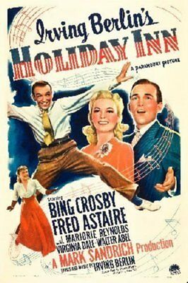 Holiday Inn Poster 24in x 36in