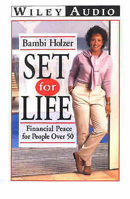 Set for Life: Financial Peace for People Over 50 by Bambi Holzer (CD-Audio,...