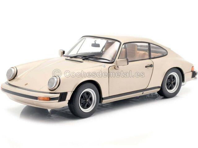 1977 Porsche 911 Carrera 3.2 Bronze 1:18 Solido S1802602