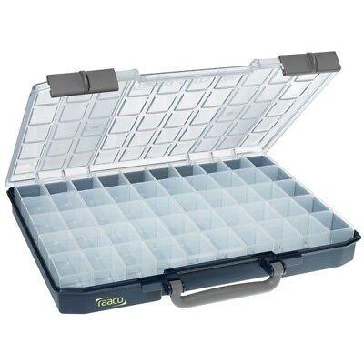 Raaco 136280 Carrylite 55 5x10-50 avec une seule /'U/' Profil couvercle service Case