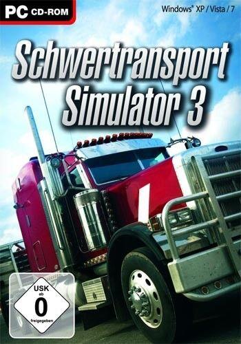 Schwertransport Simulator 3 PC Neu & OVP