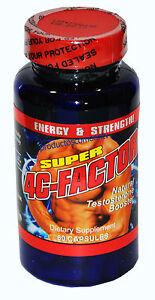 Super 4C-Factor Testosterone Booster,Penis Enlargement