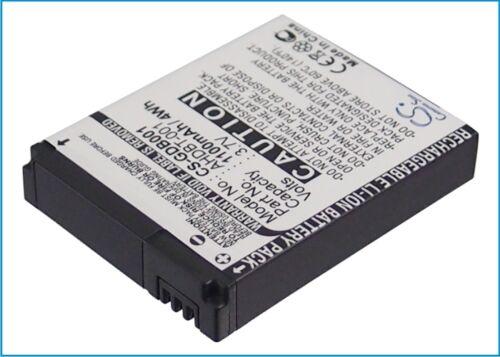Batería De Alta Calidad Para Gopro Hd Hero 2 Premium Celular