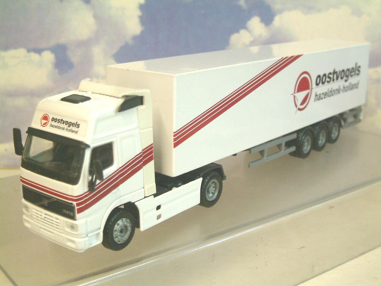 1 50 scania topline cab & moving floor trailer s. walker transport CC12941