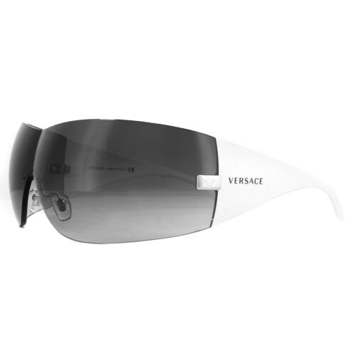 Versace Sunglasses VE2054 10008G Silver Grey Gradient