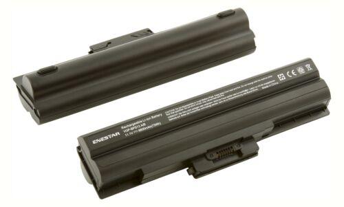 BATTERIA 6600mah per Sony VAIO pcg-51412m pcg-51113m pcg-51111m pcg-41112m