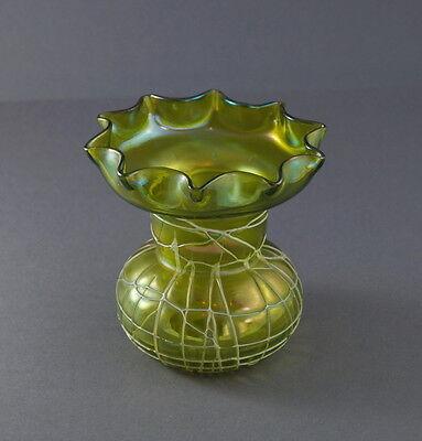 Jugendstil  Vase um  1900 / 1920  -  Pallme-König   (# 2779)