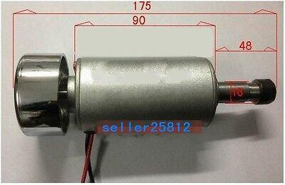 12V-48V  300w/12000RPM Spindle Motor Mount Bracket  Engraver Cutter Marker CNC