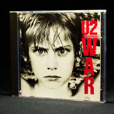 U2 - War - music cd album