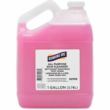 Genuine Joe Gjo02105 Liquid Hand Soap With Skin Conditioner 1 Gallon Bottle