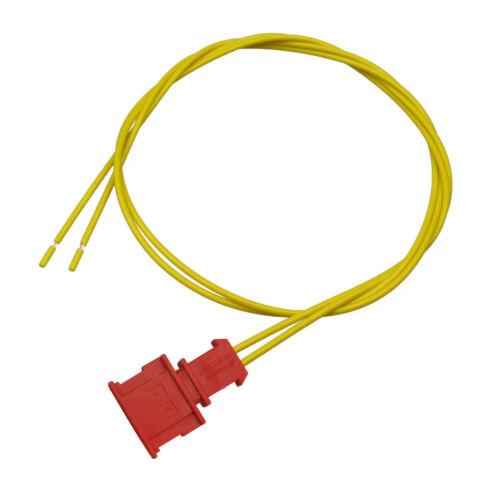 los conectores o enchufes VW 191 972 712 B 19197272b Conjunto de reparación enchufe 2 pin