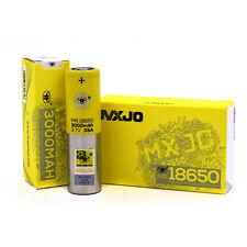 3 Of Yellow MXJO 35A 3000mAh 18650 IMR 3.7V Battery High Drain Li-Mn Battery