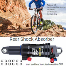 DNM Mountain Bike Air Rear Shock With Lockout 7.83*1.97in XC Trail Bicycle MTB