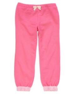 NWT Gymboree Girls Everyday Favorites Pink Play Leggings Size 4 /& 5