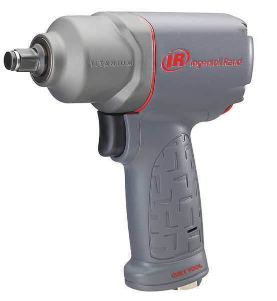 Air Impact Wrench,1/2 In. Dr.,15,000 rpm INGERSOLL RAND 2125QTiMAX