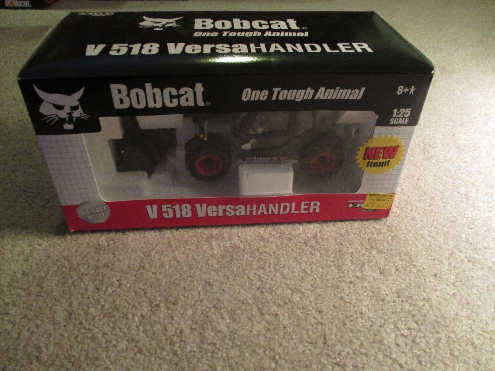 Ertl Bobcat V 518 Versa Handler Diecast Juguete 1 25 MIB de 2004, visita mi tienda