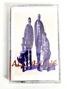 All-4-One by All-4-One (Cassette, Apr-1994, Atlantic (Label))