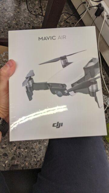 BRAND NEW DJI Mavic Air Fly More Combo - ARTIC WHITE