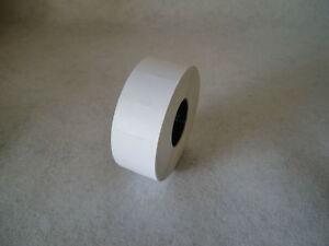 12000-Etiquetas-de-precios-24x16-Blanco-Permanente-2hg-B-schlecker-Etiquetador