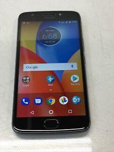 Motorola Moto E4+ Plus 16GB Smart Phone Iron Gray Android Unlocked #