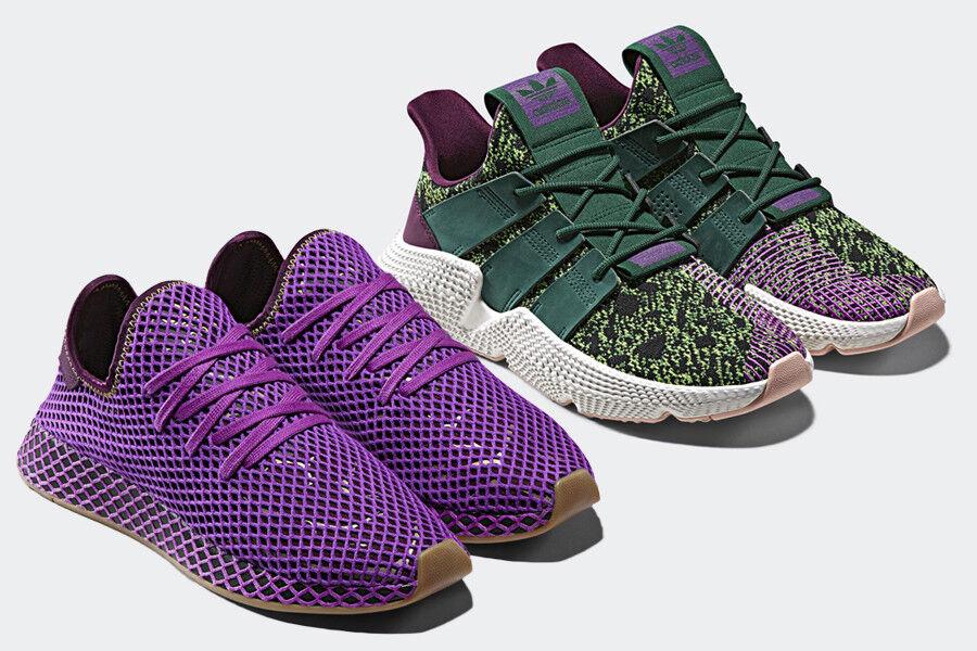 Adidas Original limited collaboration FS dragon ball DEERUPT Gohan SIZE 10 FS collaboration / PSL c30457