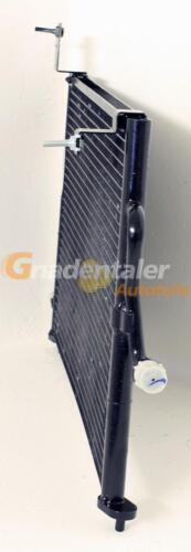 0.8 /& 1.0 ab 2001 Kondensator für Klimaanlage Klimakühler Daewoo Matiz KLYA