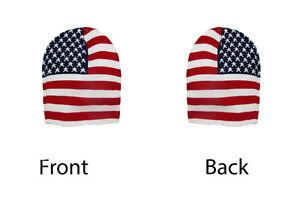 8-034-U-S-A-USA-American-Flag-Snow-Cap-Beanie-Skull-Cap