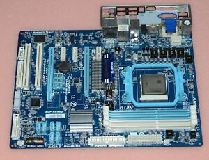 Gigabyte-GA-MA785GT-UD3H-AM3-AMD-Motherboard-AMD-Sempron-140-2-7GHz-CPU