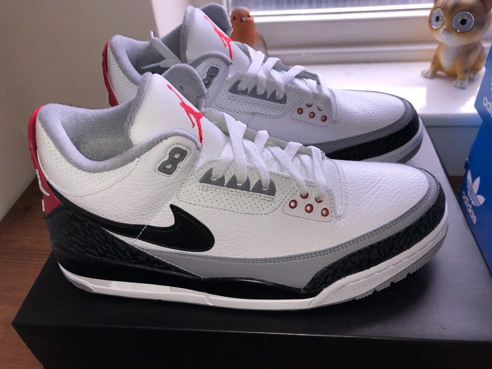 Nike Air Jordan 3 Limited Tinker NRG UK10 US11