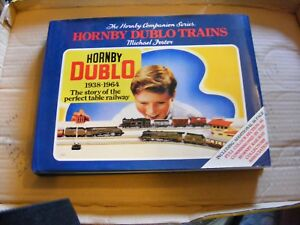 The Hornby Companion Series, Hornby Dublo Trains 1938-64 Michael Foster Hardback