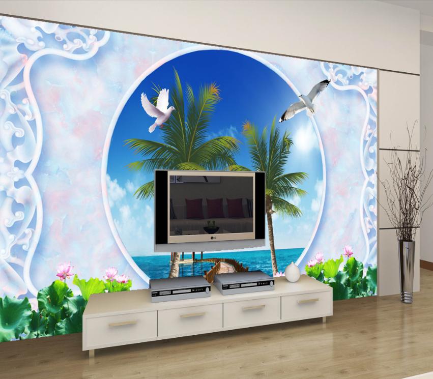 3D Landschaft Illustration 74 Tapete Wandgemälde Tapete Tapeten Bild Familie Familie Familie DE  | Hohe Qualität und günstig  | Online Shop  | Vorzüglich  80072b